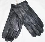 Мужские перчатки кожа/трикотаж 59-4