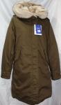 Женская зимняя куртка - парка 80931-2