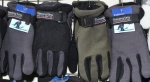 Перчатки на флисе 7-10 лет детские Z4-1