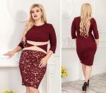 Женские платья M546-2