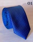 Европейский галстук жаккард E-01