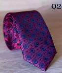 Европейский галстук жаккард E-02