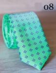 Европейский галстук жаккард E-08