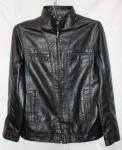 Мужская куртка кожзам 1806