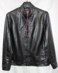 Мужская куртка кожзам 103F