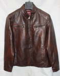 Мужская куртка кожзам 17-3F-1