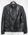 Мужская куртка кожзам 18F