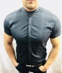Мужские рубашки с коротким рукавом 2873-2