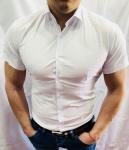 Мужские рубашки с коротким рукавом 2778-2
