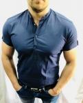 Мужские рубашки с коротким рукавом 2874-1