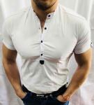 Мужские рубашки с коротким рукавом 2874-3