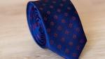 Европейский галстук жаккард E-40
