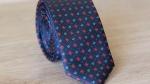 Европейский галстук жаккард E-318-1