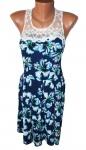 Модные женские платья 8031-1