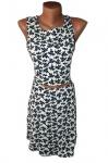 Модные женские платья 8017