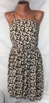 Модные женские платья 8019