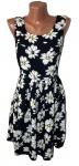 Модные женские платья 8016-1