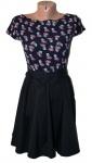 Модные женские платья 8803-1
