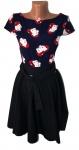 Модные женские платья 8803-2