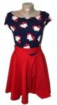 Модные женские платья 8803-3