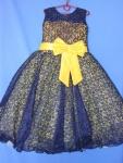 Бальное платье 6-9 лет
