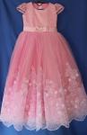 Бальное платье 7-9 лет