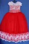 Бальное платье 6 лет