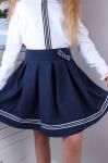 Школьная юбка 46029-1