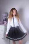 Школьная юбка 46029
