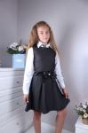 Платье школьное 46004-3
