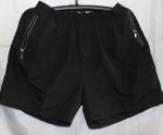 Спортивные шорты плащевка баталы V223-1
