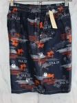 Спортивные шорты плащевка V523-1
