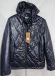Мужская куртка кожзам 20101-1