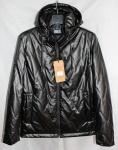 Мужская куртка кожзам 20101-4