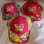 Детская летняя кепка