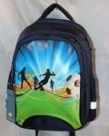 Школьный рюкзак 2007-2