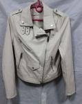Куртки из кожзама AWK-006-1