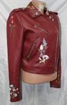 Куртки из кожзама 1716-1