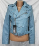 Куртки из кожзама 1608-2