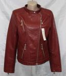 Куртки из кожзама 329-1703-1
