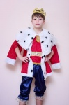Новогодний костюм Царь Король