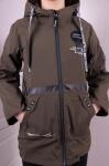 Детские демисезонные куртки р.116-140 L6871-1