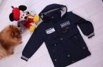 Детская демисезонная куртка р.104-122 M822-1
