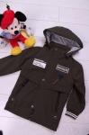 Детская демисезонная куртка р.104-122 M822