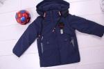 Детские демисезонные куртки р.98-122 M827