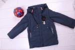 Детские демисезонные куртки р.98-122 M827-2