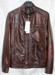 Мужская куртка кожзам 1815-1А-2
