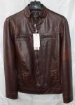 Мужская куртка кожзам 1811-1А-1