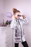 Детские демисезонные парковые куртки р. 140-164 NK-808-1