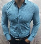 Мужские рубашки 3290-4